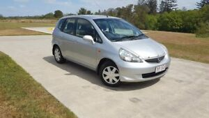 2005 Honda Jazz GD MY05 GLi Silver 1 Speed Constant Variable Hatchback Gympie Gympie Area Preview