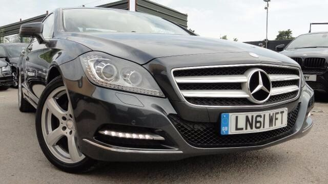 ***MERCEDES BENZ CLS £299 A MONTH GOOD CREDIT BAD CREDIT NO CREDIT CAR FINANCE AVAILABLE***