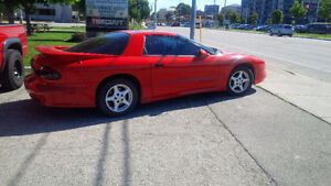 1993 Pontiac Trans Am Coupe (2 door)