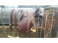 Stock saddle