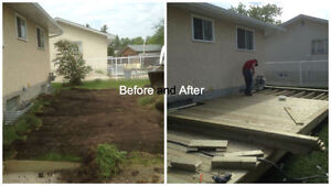 Need your fence, deck, railing or siding done or repaired? Strathcona County Edmonton Area image 2