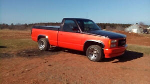 looking to trade for 4x4 truck