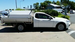 2012 Ford Falcon FG MkII EcoLPi Super Cab Winter White 6 Speed Automatic Cab Chassis Acacia Ridge Brisbane South West Preview