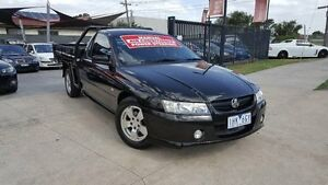2005 Holden Commodore VZ ONE Tonner S 6 Speed Manual Cab Chassis Cairnlea Brimbank Area Preview