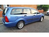 FORD FOCUS 1.6 16V VERY GOOD CONDITION NEW MOT 1 YEAR DRIVE VERY GOOD PRICE 399