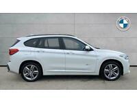 2018 BMW X1 Xdrive 20I M Sport 5Dr Step Auto Estate Petrol Automatic