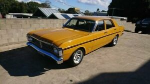 1971 Ford Falcon XY 0 Yellow 3 Speed Automatic Sedan Capalaba Brisbane South East Preview