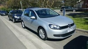 2011 Volkswagen Golf Silver Sports Automatic Dual Clutch Hatchback Dandenong Greater Dandenong Preview