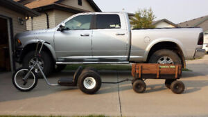One of a kind Adult Big Wheels ready for summer