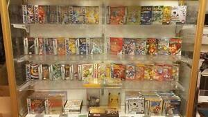 We buy sell and trade POKEMON !