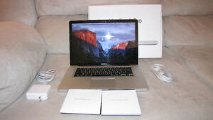 "2009 15"" Unibody MacBook Pro in Excellent Condition!"