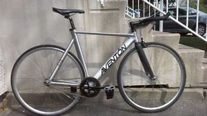 FIXED GEAR - Aventon mataro low 55cm