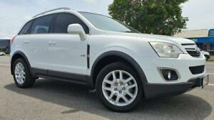 2012 Holden Captiva CG Series II 5 White 6 Speed Sports Automatic Wagon Bungalow Cairns City Preview