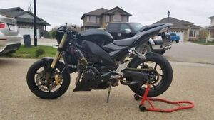 Custom 2006 zx10-r street fighter