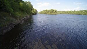 10 Acres with Amazing Bobs Lake Waterfront!