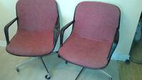 4 Chaises pour bureau ou Maison Extra clean Super propre