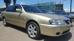 2003 Toyota Avalon MCX10R GXi Gold 4 Speed Automatic Sedan Wentworthville Parramatta Area Preview