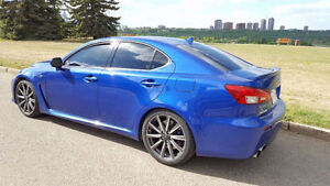 2008 Lexus IS F Series 2 Fully Loaded Low KMS REDUCED