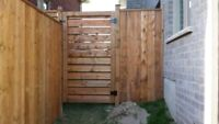 Level Posts Digging & Setting - Fences and Decks!!