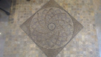 Tile design and installation