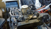 2 Used 351w Boat Engines with velvet drives