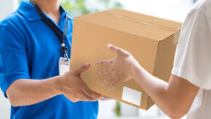 Wanted Delivery Driver with Minivan Excellent Opportunity