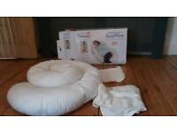 Maternity and nursing support pillow