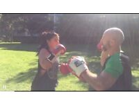 PT for boxing/circuit fitness training in Chorlton