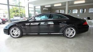 2006 Mercedes-Benz CLS55 KOMPRESSOR C219 AMG Black 5 Speed Automatic Sedan Burleigh Waters Gold Coast South Preview