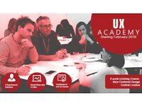 Foundation & Intermediate Course in UX & UCD