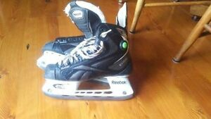 18x Hockey and Goalie Skates, sizes Yth10 - Adult 8