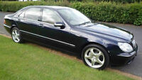 2001 Mercedes Benz S500/S430 Parting Out!   ONLY PART'S! !