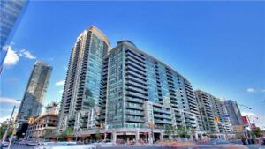 Absolutely Gorgeous 1Bdrm And 1Wshrm Condo Apartment