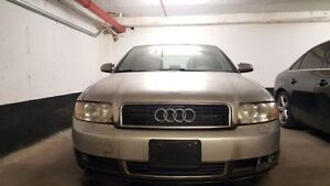 2004 Audi A4 Silver on Black Leather, ONLY 178km -NEED GONE ASAP