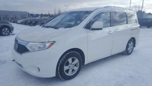 2012 Nissan Quest SV Heated Seats,  3rd Row,  Back-up Cam,  Blue