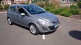 Vauxhall Corsa 1.2 petrol only 12600 milages