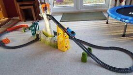 Trackmaster track