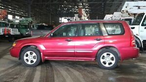 2004 Subaru Forester (Bad Engine)