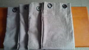Curtains - 4 sections