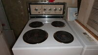 "Beach 22"" Wide Electric Stove"