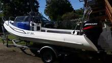 TUFF DUCK Allrounder 5m Boat for sale Southport Gold Coast City Preview