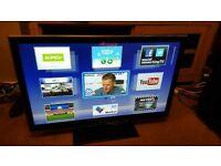 Panasonic TV digital USB lcd hdmi plus down scale for retro top quality