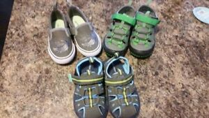 Like new toddler shoes!!