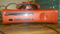 Xbox 360 elite Limited edition (resident evil)