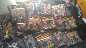 wwe action figures new in box lot for sale 180 obo