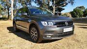 2018 Volkswagen Tiguan 5N MY18 110TDI DSG 4MOTION Comfortline Indium Grey 7 Speed Tanunda Barossa Area Preview