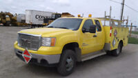 2008 GMC 3500 HD 4X4, 6.6L Duramax Diesel Service Truck Vancouver Greater Vancouver Area Preview