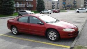 2003 Chrysler Intrepid Familiale