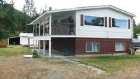 Double Wide Home on .5 AC!