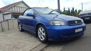 2003 Holden Astra TS MY03 SXI Bermuda 4 Speed Automatic Convertible Yagoona Bankstown Area Preview